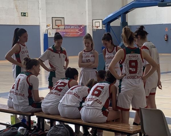 ¡¡¡Playoffs CBC!!! 1ª Autonomica Femenino vs Basket Veritas