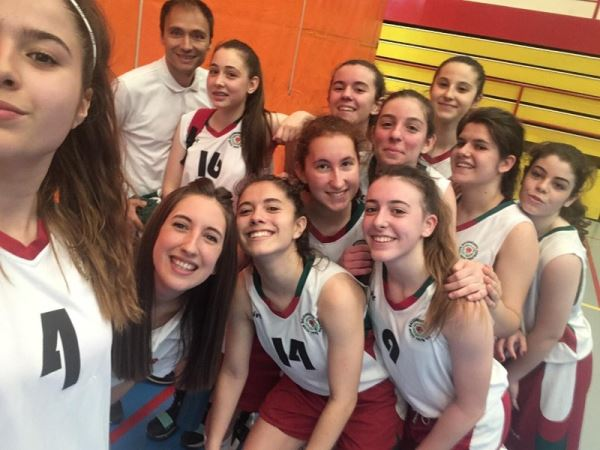 ¡¡¡Playoffs CBC!!! Cadete Femenino Preferente vs Uros Rivas