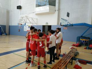 ¡¡¡Playoffs CBC!!! Alevin masculino 2007 vs Alcorcón