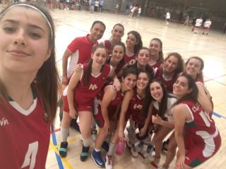 ¡¡¡Playoffs CBC!!! Cadete Femenino Preferente vs Spinola Chamartín